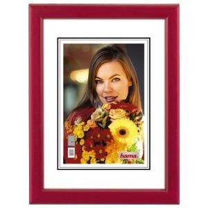 HAMA Bella red             13x18 wooden frame               31664 (31664)