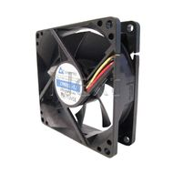Case Fan 90x90x25 Ball Bearing 4Pin PWM and 4 Pin PSU Connector