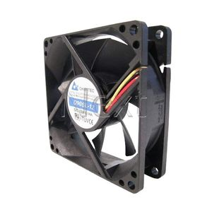 CHIEFTEC Case Fan 90x90x25 Ball Bearing 4Pin PWM and 4 Pin PSU Connector (AF-0925PWM)