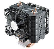 HYPER N 520 CPU COOLER 2X 92MM SILENT FANS 5 HEATPIPES