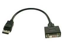 FUJITSU Display Port/ DVI adapter cable, for connection of one DVI-monitor,  for for ATI FirePro V5700