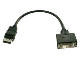 FUJITSU Display Port/ DVI adapter cable, for connection of one DVI-monitor,  for for ATI FirePro V5700 (S26361-F2391-L200)