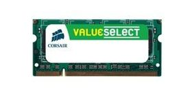 CORSAIR 4GB DDR2 800MHZ 200PIN SODIMM UNBUFF (VS4GSDS800D2)