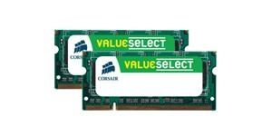 CORSAIR VS 8G KIT SO DIMM DDR2 PC2-6400, 2x200, CL5 (VS8GSDSKIT800D2)