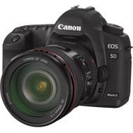 EOS 5D MARK II + EF 24-70MM/ 8L USM 21.1 MP CMOS DIGIC4 ND
