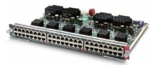 CATALYST 4500 POE+ READY 10/ 100/ 1000  48-PORT (RJ45) IN