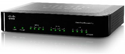 CISCO IP TELEPHONY GATEWAY WITH 4 FXS AND 4 FXO PORTS EN (SPA8800 $DEL)