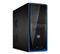 Cooler Master Elite 310 Blue and Black