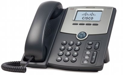 1 LINE IP PHONE WITH DISPLAY POE & PC PORT