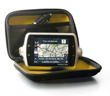 Portable GPS case