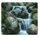 FELLOWES RECYCLED OPTICAL MOUSEPAD - WATERFAL