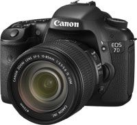 CANON EOS 7D + EF-S 18-135 MM F/3,5-5,6 IS (3814B037)