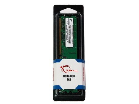 DIMM 2 GB DDR2-800 (F2-6400CL5S-2GBNT,  NT-Serie)