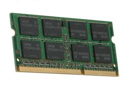4GB DDR3 PC3-10666 CL9 SQ Series single laptop memory module