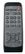 HITACHI Remote Handset Dark Grey