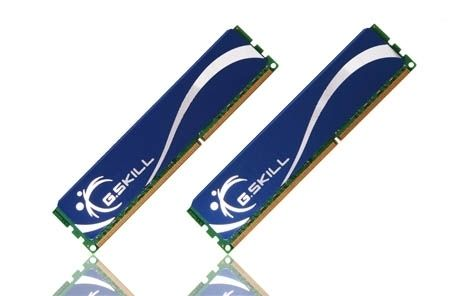 DIMM 8 GB DDR2-800 Kit (F2-6400CL5D-8GBPQ,  PQ-Seri
