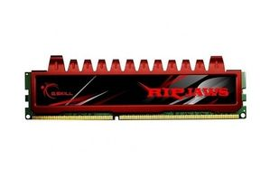 8GB  DDR3 PC3-12800 1600MHz Ripjaw Series (9-9-9-24) Dual Channel kit for Intel LGA1156/ AM3
