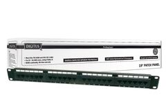 "DIGITUS """"Patchpanel DIGITUS 24-Port 19"