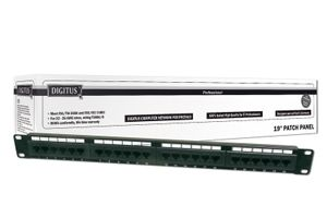 DIGITUS CAT 6, PATCH PANEL
