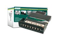 Patchpanel DIGITUS 8-Port Desk