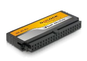 DELOCK SSD Flash Modul 40Pin IDE 2048 (54145)