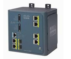 IE 3000 4-Port Base Switch w/