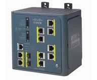 CISCO Cisco IE 3000 Switch 8 10/100 + 2 T/SFP