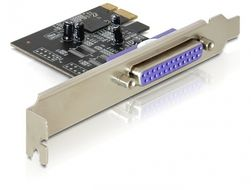 DELOCK I/O PCI-Express 1xpar. (89219)