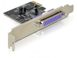 I/O PCI-Express DELOCK 1xpar.