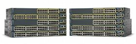 CISCO Catalyst 2960S 48 GigE, 4 x SFP LAN Base (NEW) (WS-C2960S-48TS-L)
