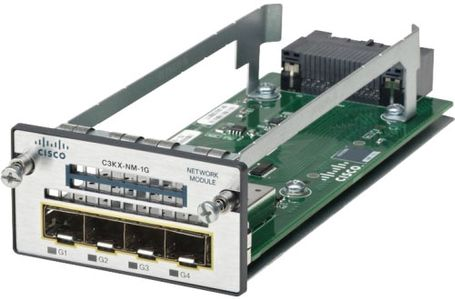 CISCO Catalyst 3K-X 1G Network Module (C3KX-NM-1G=)