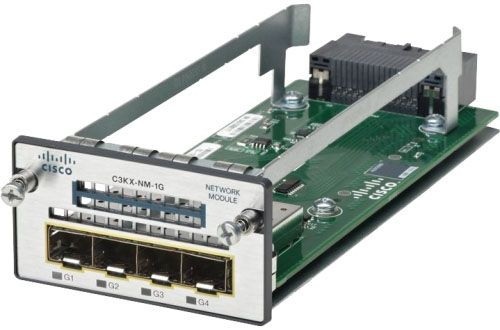 Catalyst 3K-X 10G Network Module