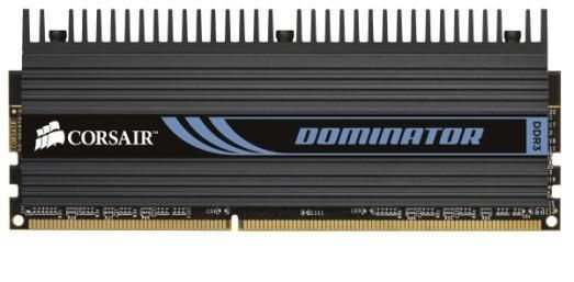 Dominator DHX DDR3 1600MHz 12GB Kit w/3x 4GB XMS3 DHX, CL9-9-9-24,  for Core i7, connector for Airflow Pro, 1.65v