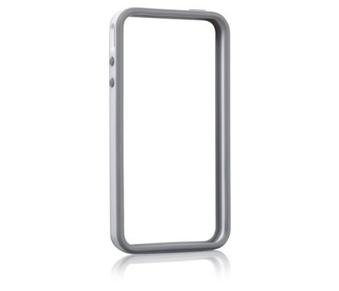 GEAR4 iPhone 4 The Band White / Grey (IC430)