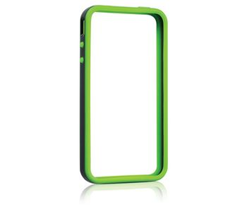 GEAR4 iPhone 4 The Band Black / Green (IC429)
