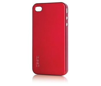 GEAR4 iPhone 4 Thin Ice Gloss Red (IC409)