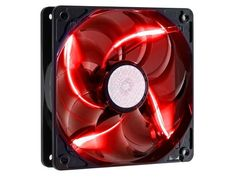 Cooler Master SickleFlow 120mm 2000 RPM Röd LED