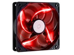 Case Fan 120mm Red LED Fan (Rifle Bearing) 2000rpm
