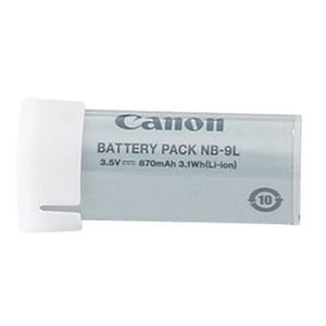 CANON battery NB-9L