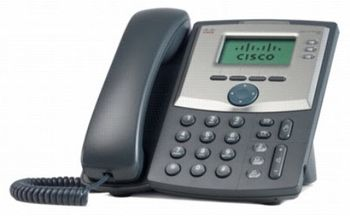 CISCO 3 Line IP Phone with Display and PC Port (SPA303-G2)