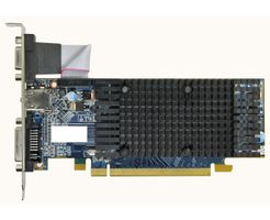 HIS HD 5450 Silence 1GB (64bit) DDR3 PCIe