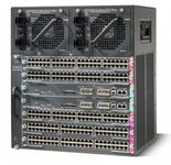 Catalyst4500E 7 slot chassis for 48Gbps/