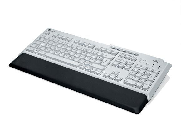 KEYBOARD KBPC PX ECO  NORDIC MARBLE GREY/ ANTHRACITE ND
