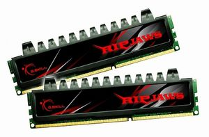8GB kit DDR3 1333MHz CL7 Ripjaws