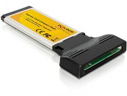 ExpressCard till CompactFlash-adapter,  34 mm