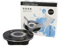 Charge station incl 10 adapter