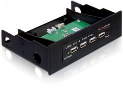 Hub 4Port interrt