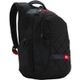"CASE LOGIC Backpack Lifestyle 16"" Classic backpack, black, fits up to 16"" laptops"