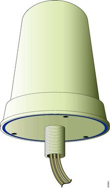 5 GHZ 4 DBI 802.11N OMNI WALL MOUNT ANTENNA               IN ACCS