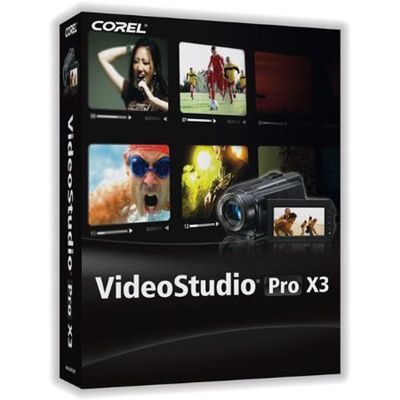 EDU VIDEOSTUDIO PRO X3 DVD CASE IN